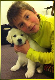 boy and puppy_th